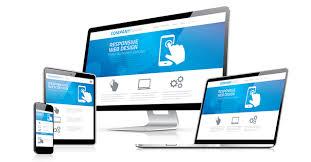 Egyedi céges honlap
